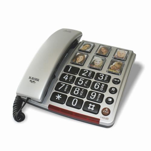 Teléfono BIGtel40+