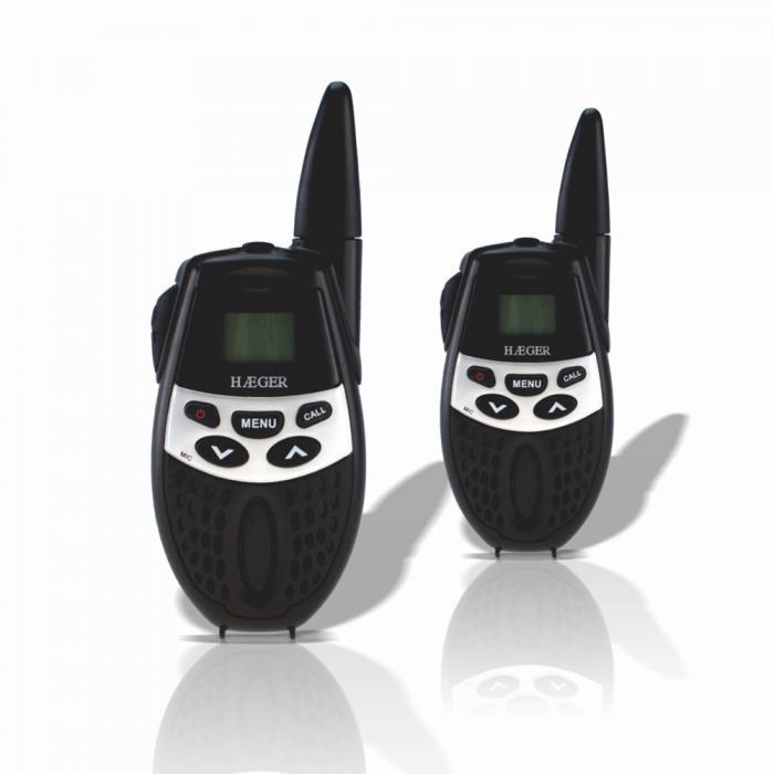 Walkie Talkie Combi-Pack 5km Xplorer FX-30