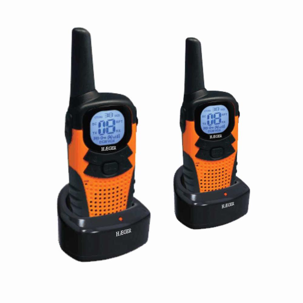 Walkie Talkie Combi-Pack 10km Xplorer FX-400