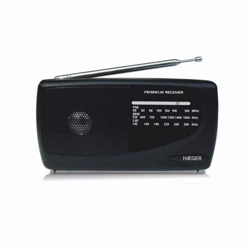 Radio AM/FM/LW MULTIBAND portátil Handy