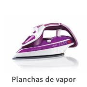 planchas de vapor