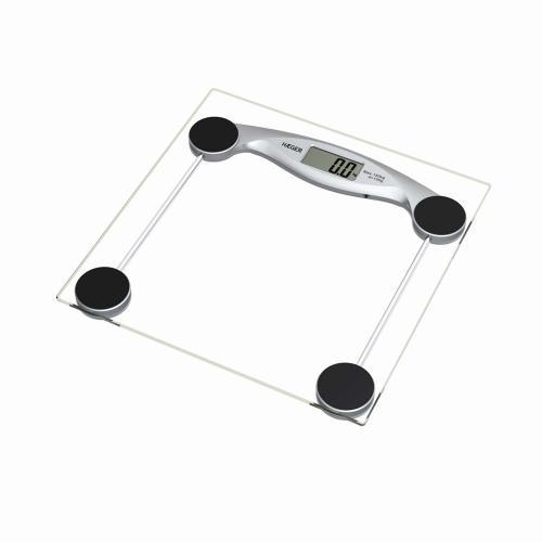 Báscula electrónica Glass
