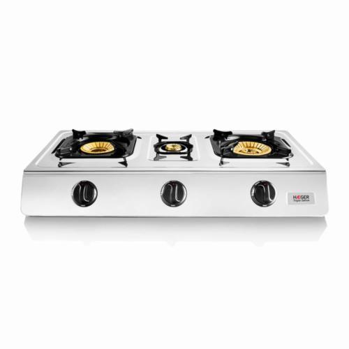 Cocina a gas Triple Safine